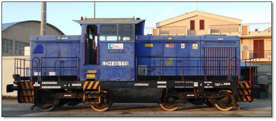 Locomotori da manovra: applicazione Decreto ANSF N° 1/2015